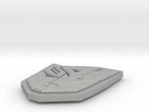 Autobot/Decepticon Token in Aluminum