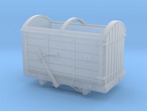 FR Van 4mm Scale in Smooth Fine Detail Plastic
