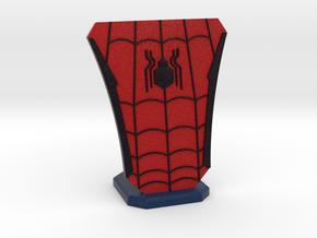 Spiderman Hero Stand in Full Color Sandstone