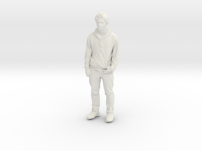 Printle C Kid 073 - 1/24 - wob in White Natural Versatile Plastic