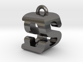 3D-Initial-DS in Polished Nickel Steel