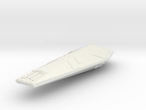 3125 Scale Hydran Lancer Destroyer GLP in White Natural Versatile Plastic