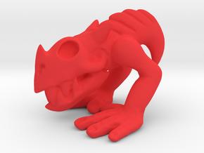 Phlegethon HandWalker Demon in Red Processed Versatile Plastic
