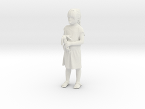Printle C Kid 124 - 1/24 - wob in White Natural Versatile Plastic