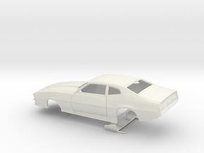 1/25 Pro Mod Maverick W Sm WW Cowl in White Natural Versatile Plastic