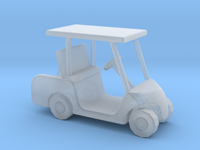 1/160 Golfcart in Smooth Fine Detail Plastic