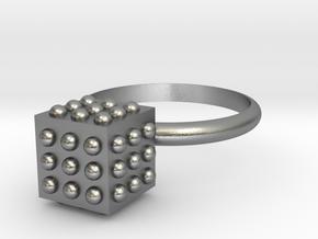 Bumps Box in Natural Silver: 5 / 49