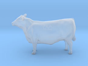1/64 Yearling Heifer 03 in Frosted Extreme Detail