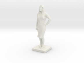 Printle C Femme 288 - 1/24 in White Natural Versatile Plastic