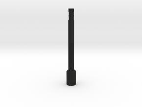 5mm Grip Extender in Black Natural Versatile Plastic