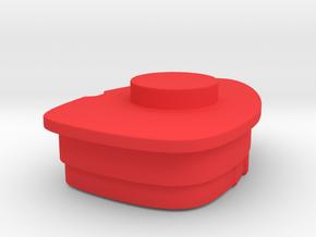 NLPWM SQUONK  MASKACTUATORS  in Red Processed Versatile Plastic