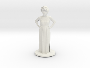 Printle C Femme 346 - 1/24 in White Natural Versatile Plastic