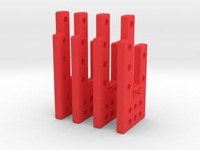 THC'S SHOCKER KIT in Red Processed Versatile Plastic: 1:10