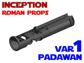 Roman Props Inception - Padawan Var 1 in White Strong & Flexible