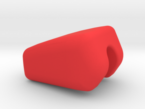 1:10 TRAIL BIKE GAS TANK in Red Processed Versatile Plastic