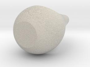 Pear Planter in Natural Sandstone