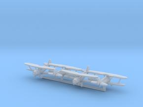 1/500 SBC w/Gear x4 (FUD) in Smooth Fine Detail Plastic