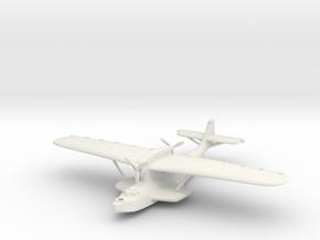 Dornier Do 18D 1/144 in White Natural Versatile Plastic