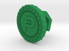 iMac Camera Cover - Potcoin in Green Processed Versatile Plastic