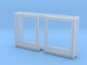 "Picture Frame 1/2"" x 21/32""-35 in Frosted Extreme Detail"