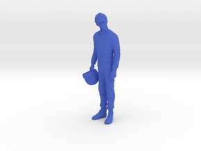 1/10 Formula Racer in Thought  in Blue Processed Versatile Plastic