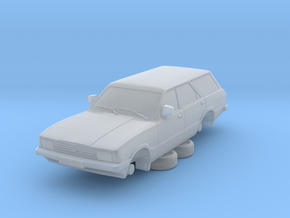 1-87 Ford Cortina Mk5 Estate Hollow in Smooth Fine Detail Plastic