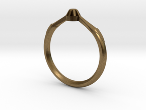 Emma's Lost Ring in Natural Bronze