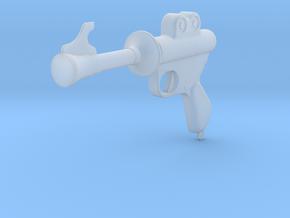 Tiny Buck Rogers XZ-31 Rocket Pistol in Frosted Ultra Detail