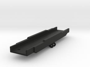 Andrews Tender Truck Spring Plank in Black Natural Versatile Plastic