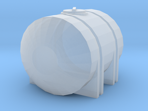 1/64 225 Gallon Tank in Smooth Fine Detail Plastic