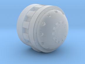 Martian Sand Crawler Neutrino Beam Adapter in Smoothest Fine Detail Plastic
