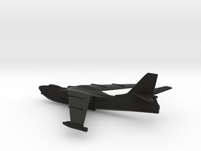 Beriev Be-10 Mallow in Black Natural Versatile Plastic: 1:400