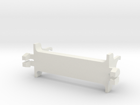 Jouef 66000 support moteur Motraxx chassis Champag in White Natural Versatile Plastic