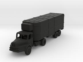 Unic Izoard 1:120 TT in Black Natural Versatile Plastic