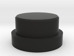 MPP2.0 - Part 9/10 - SwitchButton in Black Natural Versatile Plastic