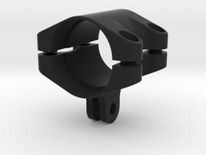 GoPro Mount for CF1200P Dive Light in Black Natural Versatile Plastic