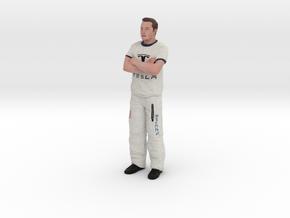 Elon Musk (30cm) in Full Color Sandstone