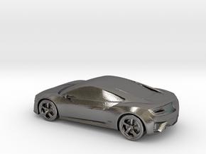 Acura (honda) NSX Concept in Polished Nickel Steel