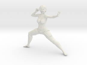 Printle C Femme 746 - 1/24 - wob in White Strong & Flexible