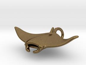 Manta RingTail in Natural Bronze