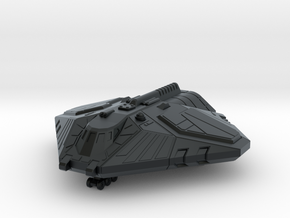 Cargo Shuttle in Black Hi-Def Acrylate