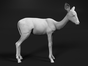 Impala 1:76 Female Juvenile in Smooth Fine Detail Plastic