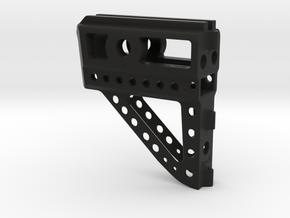 LeFish TailClip 3 PLA in Black Natural Versatile Plastic