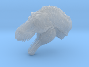 Tyrannosaurus Head & Neck (1:35) for Cesar Gomez in Smooth Fine Detail Plastic