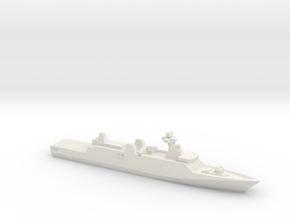 Sigma 9813 Corvette, 1/1800 in White Natural Versatile Plastic