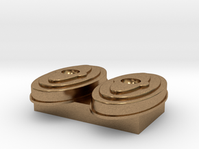 air cleaner 1 18 scale in Natural Brass: 1:18