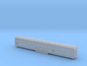 N Scale MILW/CRIP Budd Bilevel Gallery Coach in Smooth Fine Detail Plastic