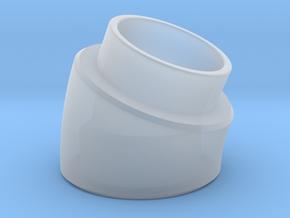 22.5 Deg Elbow in Smooth Fine Detail Plastic