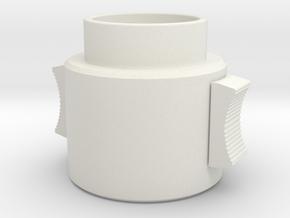 Activator in White Natural Versatile Plastic