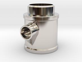 Cross Exhaust in Platinum